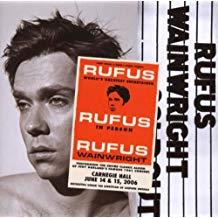 Rufus Wainwright – Rufus Does Judy At Carnegie Hall (2 CDs)