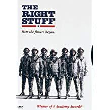 The Right Stuff – Scott Glenn, Ed Harris (DVD) PG WS