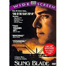 Sling Blade – Billy Bob Thornton (DVD) R WS