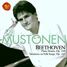 Beethoven – Sonata Op.109 – Olli Mustonen