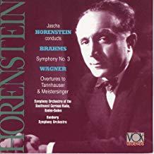 Horenstein – Brahms, Wagner