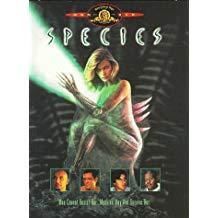 Species – Natasha Henstridge (DVD) R WS & FF