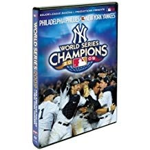 2009 New York Yankees – The Official World Series Film (DVD) SS