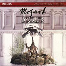 Mozart – L'oca del Cairo; Lo Sposo Deluso (Mozart Edition, Vol. 39)