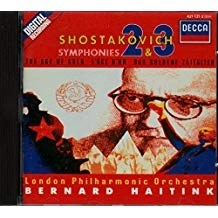 Shostakovich – Symphonies Nos. 2 & 3, The Age of Gold