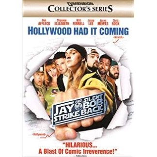 Jay and Silent Bob Strike Back – Kevin Smith (R-Rated) (2 DVDs) WS