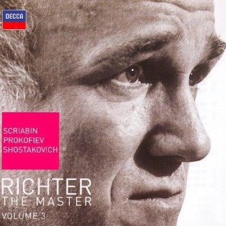 Richter – The Master Volume 3 (2 CDs)