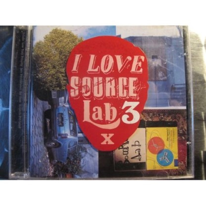 I Love Source Lab 3 – Various Artists (2 CDs)