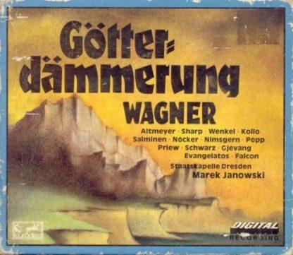 Wagner – Gotter-dammerung – Marek Janowski (5 CDs)