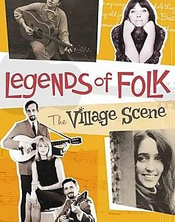 Legends of Folk – The Village Scene [DVD] SS