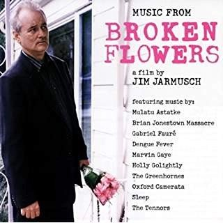 Broken Flowers Soundtrack