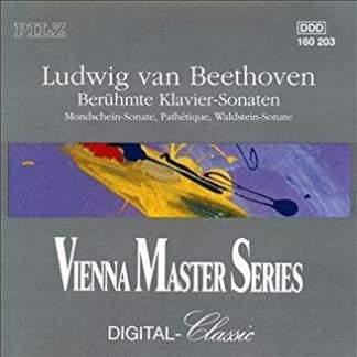 Ludwig van Beethoven Piano Sonatas Beruhmte Klavier-Sonaten