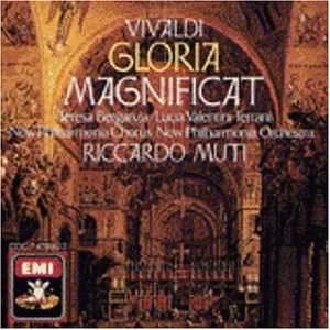 Vivaldi – Gloria; Magnificat – Riccardo Muti