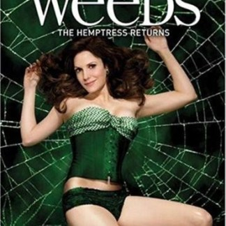 Weeds Season 5 – Mary Louise Parker (DVD Box Set)