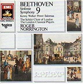 Beethoven Symphony No. 9 – Roger Norrington