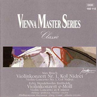 Vienna Master Series – Bruch – Mendelssohn Bartholdy