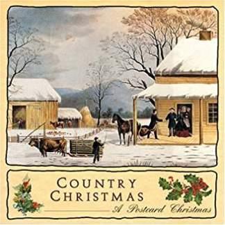 Country Christmas – A Postcard Christmas