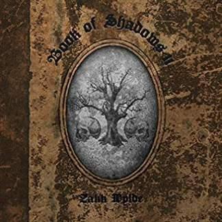 Zakk Wylde – Book Of Shadows II (Small Sticker on Cover)