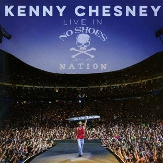 Kenny Chesney – Live In No Shoes Nation (2 CDs)