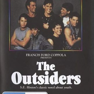 The Outsiders – A Francis Ford Coppola Film (DVD)