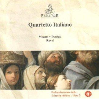 Quatetto Italiano – Mozart, Dvorakm Ravel