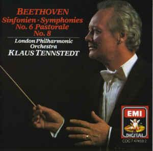 Beethoven – Symphonies 6 Pastoral and 8 – Klaus Tennstedt