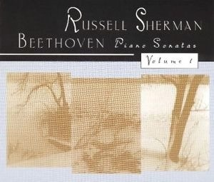 Russell Sherman – Beethoven Piano Sonatas Volume 1 (2 CDs)