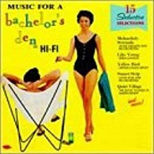 Music for a Bachelor's Den (Click for track listing)