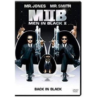 Men in Black II – Tommy Lee Jones and Will Smith (DVD) (SS)