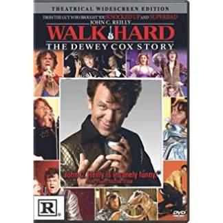Walk Hard – The Dewey Cox Story – John C. Reilly (DVD)