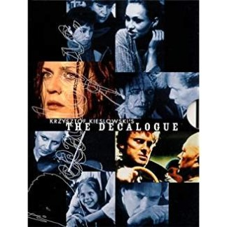 The Decalogue – Krzysztof Kieslowski's The Decalogue (2 DVD Set)