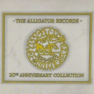 Alligator Records 20th Anniversary Collection (2 CDs) (Click for track listing)