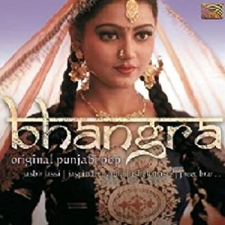Bhangra – Original Punjabi Pop (Autographed on cover)