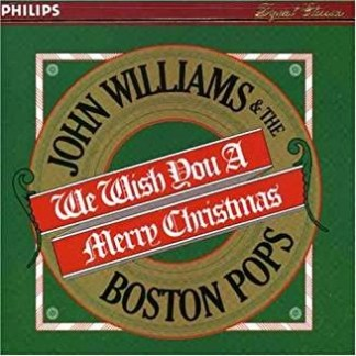 John Williams and The Boston Pops – We Wish You a Merry Christmas