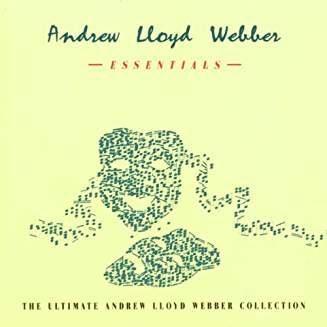 Andrew Lloyd Webber – Essentials – The Ultimate Andrew Lloyd Webber Album (Small bend in artwork)