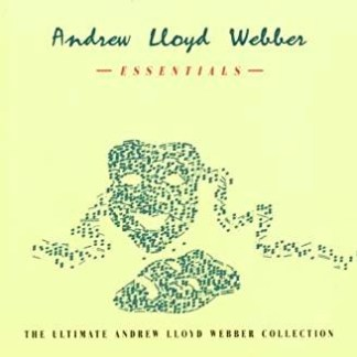 Andrew Lloyd Webber – Essentials – The Ultimate Andrew Lloyd Webber Album (Small bend in artwork)