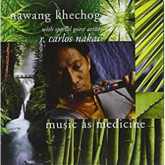 Nawang Khechog – Music As Medicine