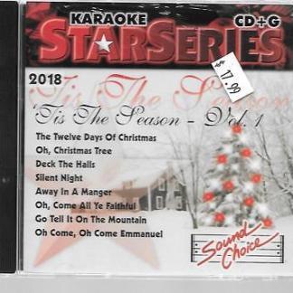 Karaoke StarSeries – Tis The Season Vol. 1