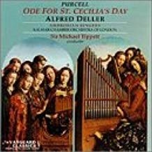 Purcell – Ode for St. Cecilia's Day – Alfred Deller