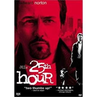 25th Hour – Edward Norton (DVD) R WS