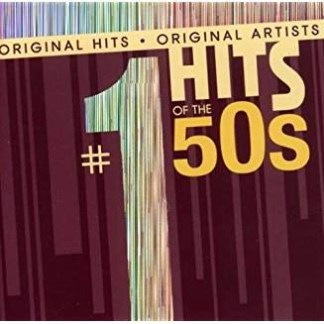 #1 Hits of the 50s (Click for track listing)