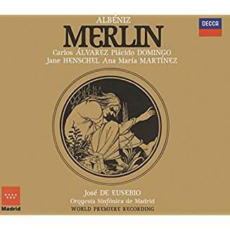 Albéniz – Merlin – Carlos Álvarez, Placido Domingo, Jose De Eusebio (2 CDs)