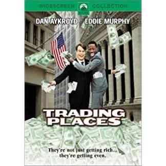 Trading Places – Dan Aykroyd, Eddie Murphy (DVD) R WS