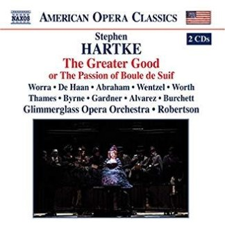Hartke – The Greater Good (2 CDs) SS