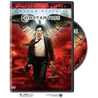 Constantine – Keanu Reeves (DVD) R WS