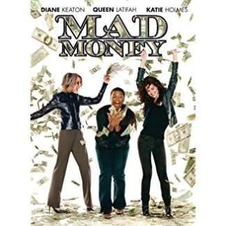 Mad Money – Diane Keaton, Queen Latifah, Katie Holmes (DVD)
