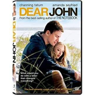Dear John – Channing Tatum, Amanda Seyfried (DVD) PG13 WS