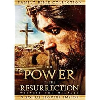 Family Bible Collection – The Power Of The Resurrection (DVD) Not Rated (3 Bonus Movies)