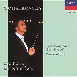 Tchaikovsky – Symphony No.6; Romeo And Juliet