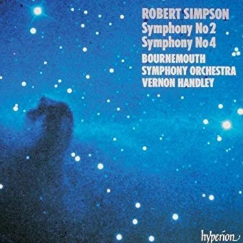 Robert Simpson – Symphony No. 2 and 4